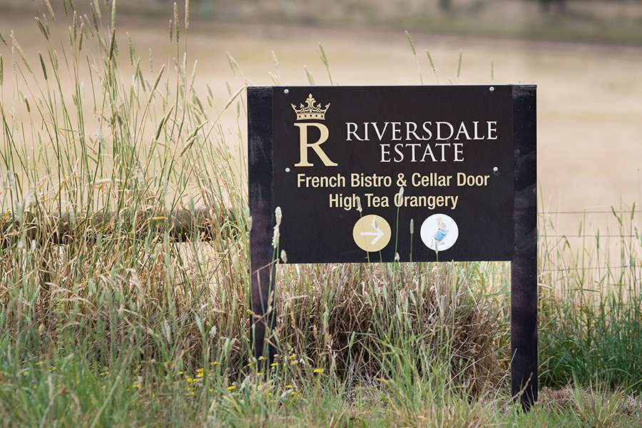 Riversdale Estate - Sue & Alan's Wedding
