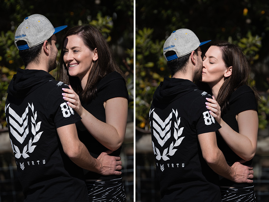 Brisbane Engagement Shoot