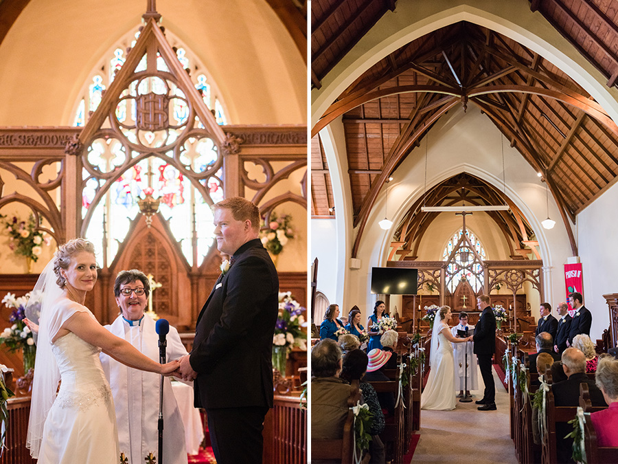 St Marks Church - Deloraine - Tasmania - Weddings