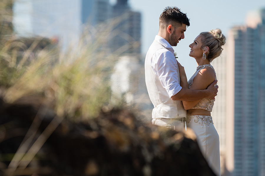 Kangaroo Point - Brisbane Wedding