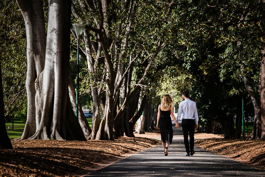 Melbourne Engagement Photographer