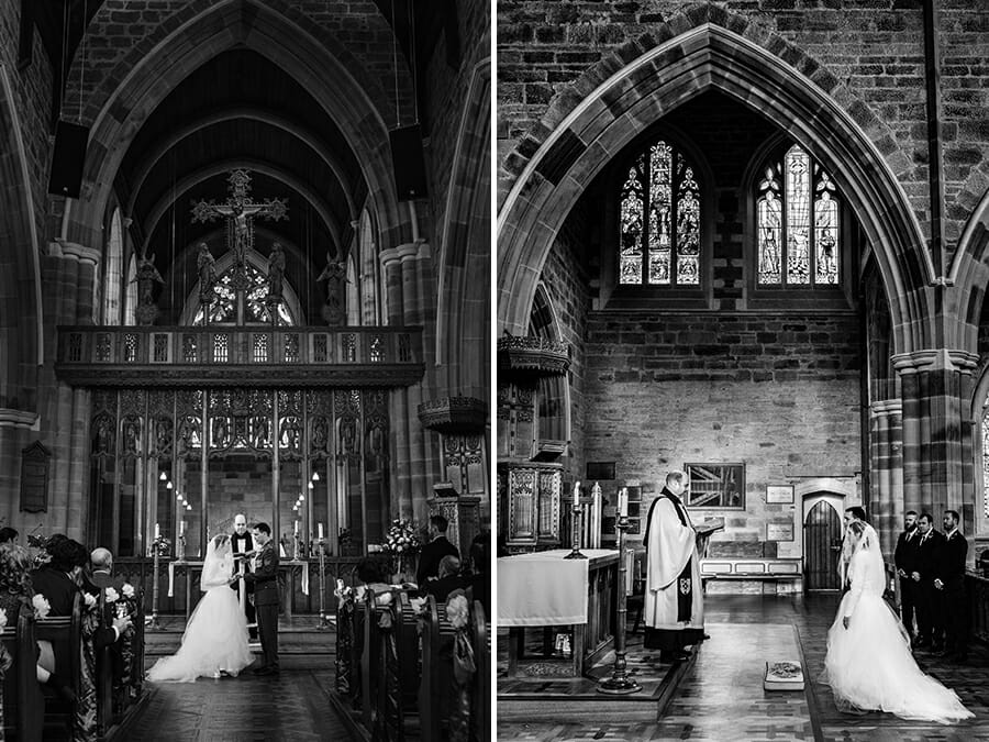St Davids Cathedral - Hobart - Wedding Photography
