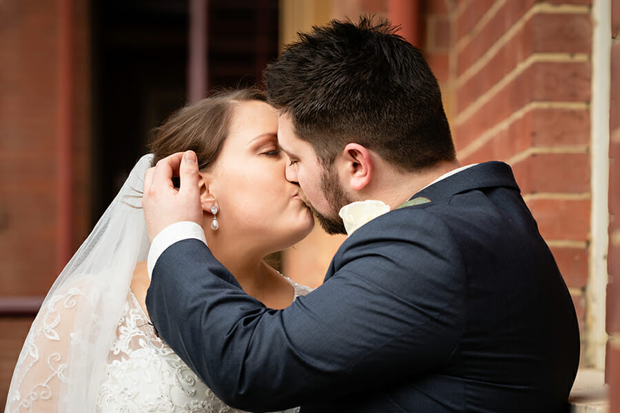 Rydges Hobart - Jenna & Brendan Wedding