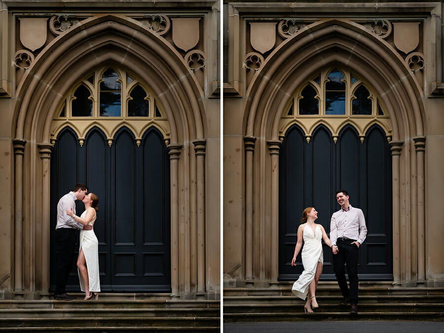 Wedding - Hobart Photographer - Domain House - Sarah Eliza