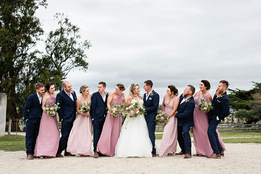 Rayburn Farm - Wedding Photographer - Hobart - Tasmania