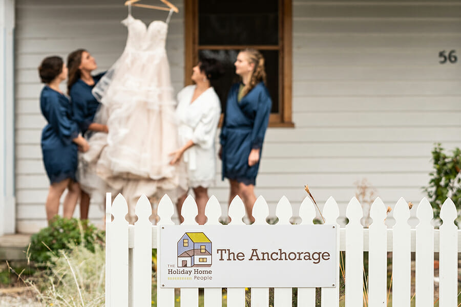 The Anchorage - Hobart Wedding Photographer