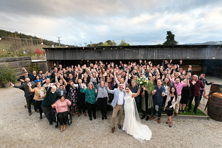 Wedding photographer - Willie Smiths Apple Shed