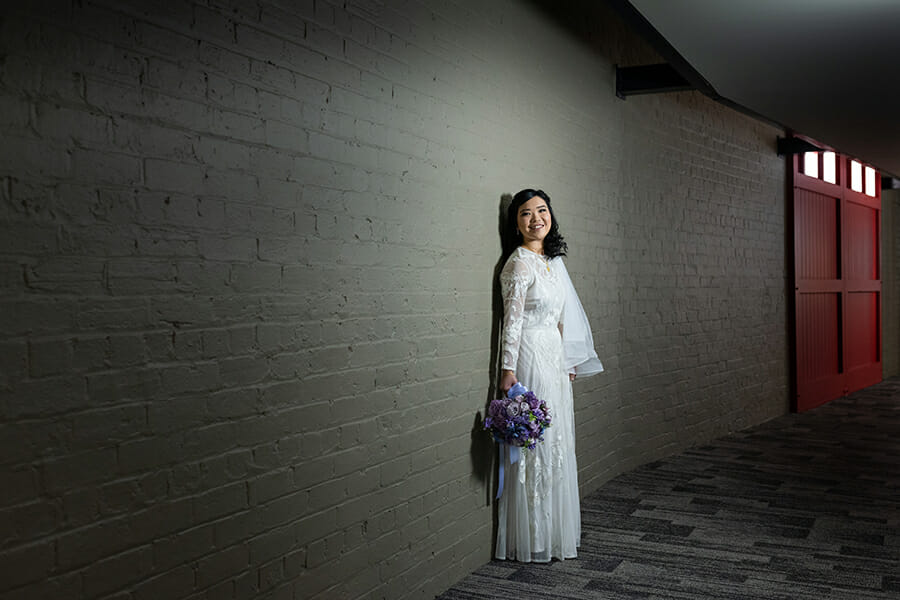 Hannah & John Wedding - The Old Woolstore Hobart - Sarah Eliza