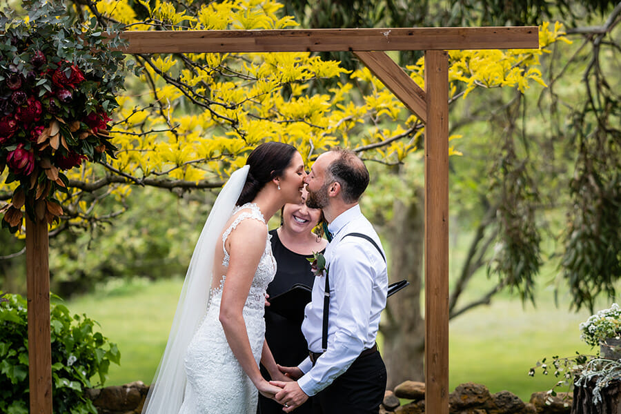 Stonefield Brighton Tasmania Wedding