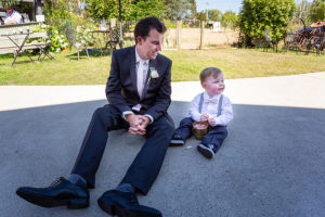 Brookfield Shed Margate Tasmania Wedding Photography