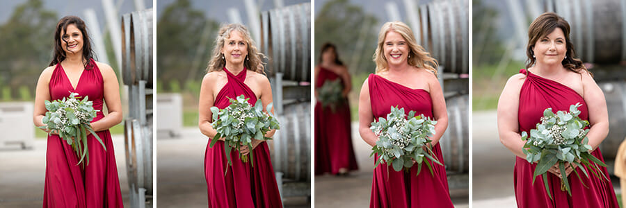 Home Hill Winery Hobart Wedding Photographer
