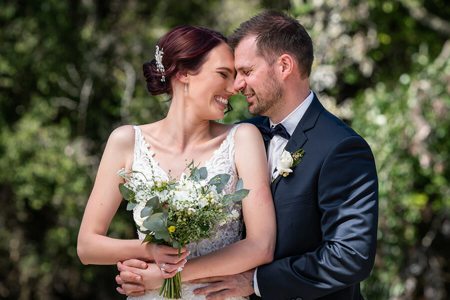 Frogmore Creek Winery - Hobart Wedding Photographer