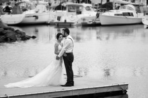 The Royal Yacht Club Hobart Wedding Photographer