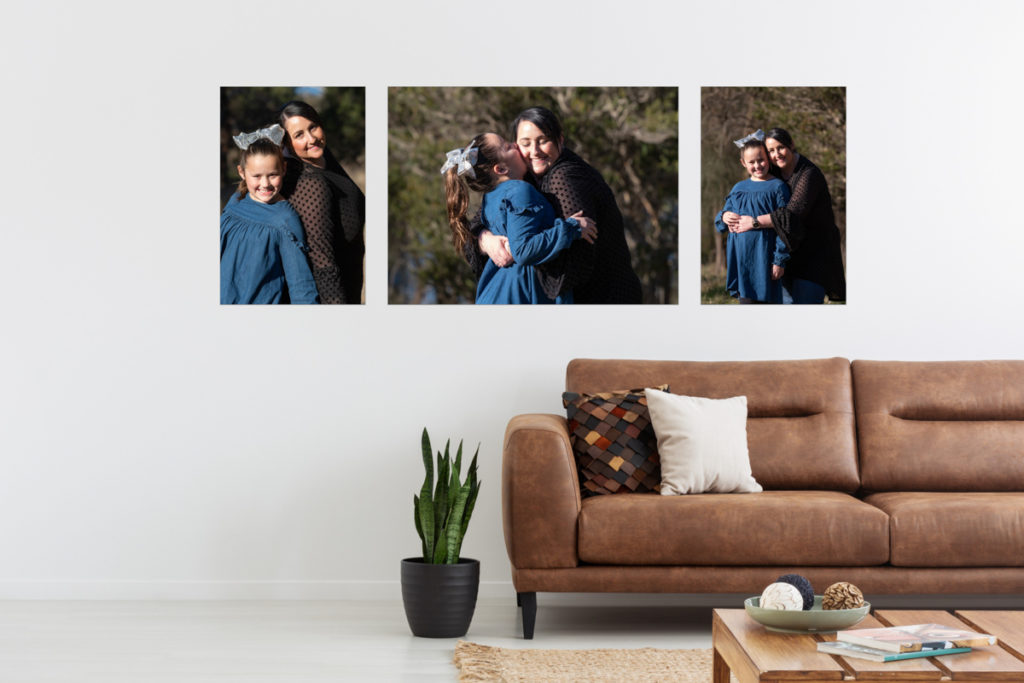 The Family Portrait Photographer located in Melbourne Wall Art