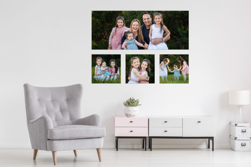 The Family Portrait Photographer located in Melbourne - Wall Art